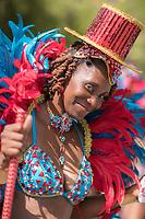 """4th of July Festival Parade<br /> Cruz Bay, St. John""""Love City""""<br /> US Virgin Islands"""