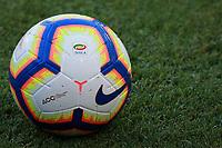 MERLIN pallone della Serie A Ball <br /> Napoli 25-08-2018  Stadio San Paolo <br /> Football Campionato Serie A 2018/2019 <br /> Napoli - Milan<br /> Foto Cesare Purini / Insidefoto