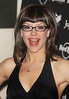 Lisa Loeb, 5-31-08 Photo By John Barrett/PHOTOlink
