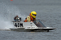 40-M   (Outboard Hydroplane)
