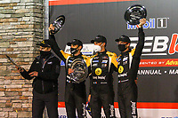 WINNER 12H OF SEBRING CATEGORY DPI #5 MUSTANG SAMPLING RACING (USA) CADILLAC DPI-V.R DPI - TRISTAN VAUTIER (FRA) LOIC DUVAL (FRA) SEBASTIEN BOURDAIS (FRA)