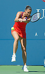 Flavia Pannetta defeats Roberta Vinci 6-4, 6-1, in an all-Italian quarterfinal at the US Open being played at USTA Billie Jean King National Tennis Center in Flushing, NY on September 4, 2013