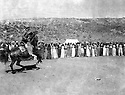 Irak 1972 .The wedding of Mohammed Assad Agha, near the border of Iran, Akram Agha riding a horse .Irak 1972 .Le mariage de Mohammed Assad Agha, Akram Agha montant un cheval