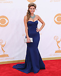 Maria Menounos attends 65th Annual Primetime Emmy Awards - Arrivals held at The Nokia Theatre L.A. Live in Los Angeles, California on September 22,2012                                                                               © 2013 DVS / Hollywood Press Agency