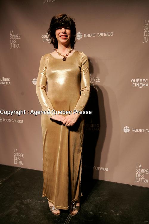March, 23, 2014 - JUTRAS Awards Gala -  Gabrielle Manon -Rivard (L)