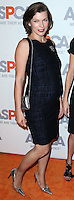 BEL AIR, CA, USA - OCTOBER 22: Milla Jovovich arrives at the 2014 ASPCA Compassion Award Dinner Gala held at a Private Residence on October 22, 2014 in Bel Air, California, United States. (Photo by Xavier Collin/Celebrity Monitor)