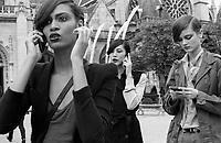 Paris (île de France)<br /> <br /> Semaine de la mode a Paris.<br /> <br /> Fashion week in Paris.