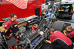 May 15, 2009; 4:10:07 PM; Bristol, Tn., USA; The NHRA Thunder Valley Nationals at the Bristol Dragway.  Mandatory Credit: (thesportswire.net)