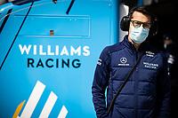 17th April 2021; Autodromo Enzo and Dino Ferrari, Imola, Italy; F1 Grand Prix of Emilia Romagna, Qualifying sessions;  Francois-Xavier Demaison FRA, Williams Racing