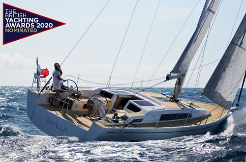 Cruising Yacht of the Year: Grand Soleil 42 LC