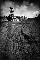 Europe/France/Midi-Pyrénées/12/Aveyron/Decazeville: Site minier de la Découverte