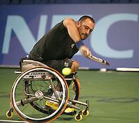 18-11-07, Netherlands, Amsterdam, Wheelchairtennis Masters 2007, Final, Jeremiasz