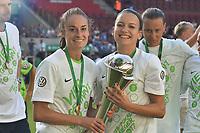 2017.05.27 Bekerfinale Duitsland : Sand - Wolfsburg