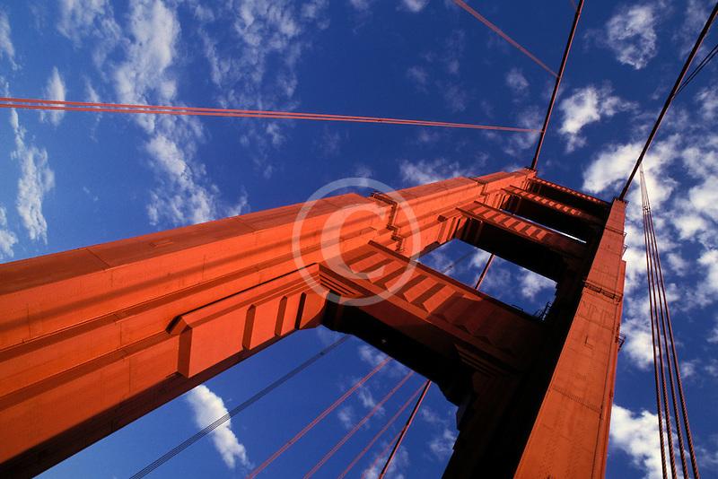 California, San Francisco Bay, Golden Gate Bridge