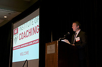 Chris Palmer, MD at Coaching in Leadership and Healthcare Conference by the Institute of Coaching and Harvard Medical School at the Renaissance Hotel Boston MA October 13 and 14, 2017