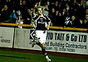 20/09/2006        Copyright Pic: James Stewart.File Name : sct_jspa10_alloa_v_hearts.JUHO MAKELA CELEBRATES AFTER HE SCORES HEARTS SECOND......Payments to :.James Stewart Photo Agency 19 Carronlea Drive, Falkirk. FK2 8DN      Vat Reg No. 607 6932 25.Office     : +44 (0)1324 570906     .Mobile   : +44 (0)7721 416997.Fax         : +44 (0)1324 570906.E-mail  :  jim@jspa.co.uk.If you require further information then contact Jim Stewart on any of the numbers above.........