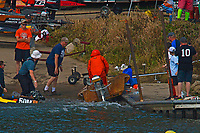 No Parking here...   (Outboard Hydroplane)
