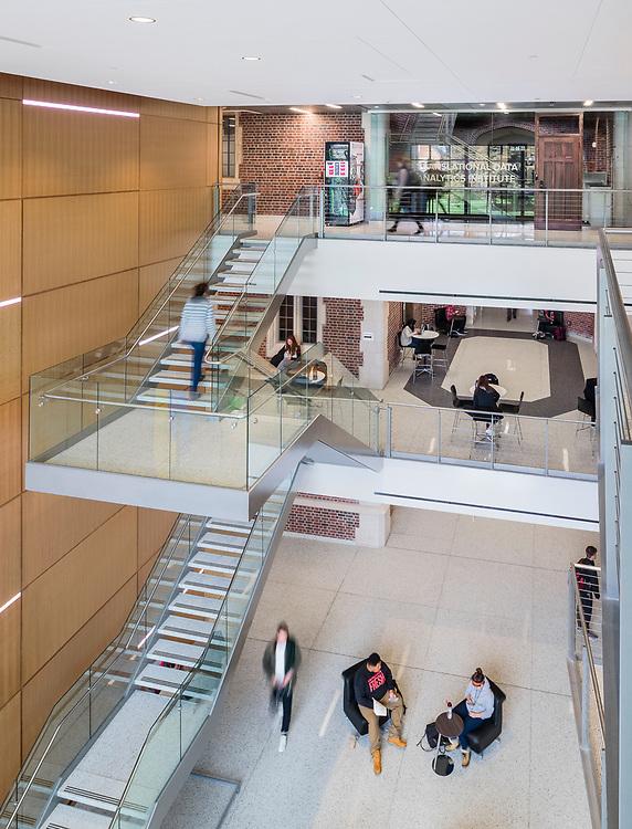 Pomerene Hall | The Ohio State University | Acock Associates Architects