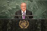 Uzbekistan<br /> H.E. Mr. Abdulaziz Kamilov<br /> Minister for Foreign Affairs<br /> <br /> General Assembly Seventy-first session, 17th plenary meeting<br /> General Debate