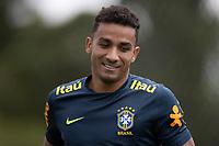 10th November 2020; Granja Comary, Teresopolis, Rio de Janeiro, Brazil; Qatar 2022 qualifiers; Danilo of Brazil during training session in Granja Comary