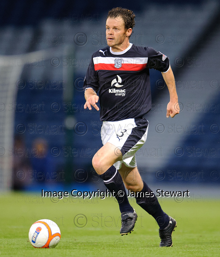 Matthew Lockwood : Dundee FC ........29/08/2012   Copyright  Pic : James Stewart.jsp043_qp_v_dundee   .James Stewart Photography 19 Carronlea Drive, Falkirk. FK2 8DN      Vat Reg No. 607 6932 25.Telephone      : +44 (0)1324 570291 .Mobile              : +44 (0)7721 416997.E-mail  :  jim@jspa.co.uk.If you require further information then contact Jim Stewart on any of the numbers above........
