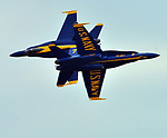 Practice day at the 2017 Alliance Air Show from the National Aviation Hall of Fame chalet
