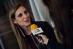 "Spanish singer Conchita pose to the media during the presentation of her last album ""Incendios"" in Madrid, Spain. December 01, 2016. (ALTERPHOTOS/BorjaB.Hojas)"