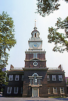 Philadelphia: Independence Hall 1732-1748. (State House).