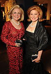 Becky Cooke and Jan Duncan at the Museum of Fine Arts Houston 's 2010 Grand Gala Ball  Friday Oct. 01, 2010. (Dave Rossman/For the Chronicle)