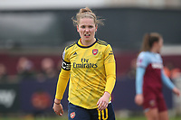 Kim Little of Arsenal during West Ham United Women vs Arsenal Women, Women's FA Cup Football at Rush Green Stadium on 26th January 2020