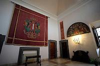 Paliano.Paliano.Palazzo Colonna.