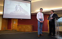 Pictured L-R: Jake Thomas speaks to Kevin Johns Saturday 27 May 2017<br />