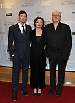 """Benjamin Walker, Annette Bening and Tracy Letts attends the Broadway Opening Night After Party for """"All My Sons"""" at The American Airlines Theatre on April 22, 2019  in New York City."""