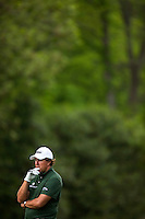 Golfer Phil Mickelson plays the course during the Quail Hollow Championship golf tournament 2009. The event, formerly called the Wachovia Championship, is a top event on the PGA Tour, attracting such popular golf icons as Tiger Woods, Vijay Singh and Bubba Watson. Photo from the first round in the Quail Hollow Championship golf tournament at the Quail Hollow Club in Charlotte, N.C., Thursday, April 30, 2009.
