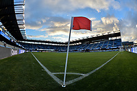 San Jose, CA - Saturday March 03, 2018: Avaya Stadium during a 2018 Major League Soccer (MLS) match between the San Jose Earthquakes and Minnesota United FC at Avaya Stadium.