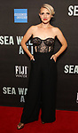 "Annaleigh Ashford attends the Broadway Opening Night performance of ""Sea Wall / A Life"" at the Hudson Theatre on August 08, 2019 in New York City."