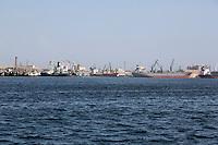 Dakar, Senegal.  Dakar Port.