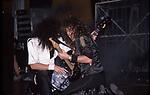 Eddie Jackson & Michael Wilton of Queensryche 1986