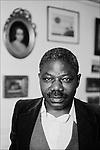 Tchicaya U Tam'si in 1984. Gerald-Felix Tchicaya (1931-1988 )