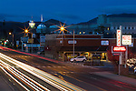 Downtown Carson City, Nev., on Sunday, Feb. 28, 2016.<br /> Photo by Mark Carmonne/Nevada Photo Source