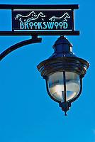 Brookswood Street Light Langley B.C.