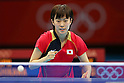 2012 Olympic Games - Table Tennis - Women's Singles Third Round