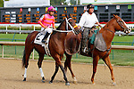 September 12, 2015:  #2 Bold Quality and jockey Paco Lopez in the $200,000 Grade 2 Pocahontas for 2 year old fillies at Churchill Downs.  Candice Chavez/ESW/CSM