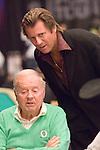 Vince Van Patten and actor dad, Dick Van Patten.