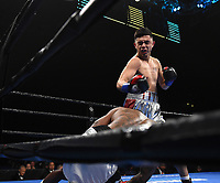 ONTARIO, CA - DECEMBER 21: Raymond Guajardo v Donnis Reed on the Fox Sports PBC Fight Night at Toyota Arena on December 21, 2019 in Ontario, California. (Photo by Frank Micelotta/Fox Sports/PictureGroup)