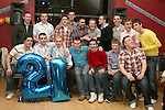 Kevin Walsh 21st The Thatch