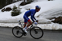 20th April 2021; Cycling Tour of the Alps Stage 2, Innsbruck, Feichten Im Kaunertal Austria;  Reuben Thompson Groupama-FDJ