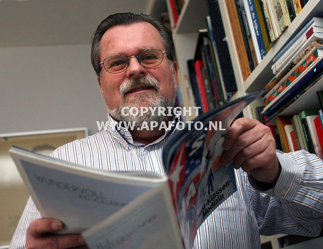 heelsum 200206 Sterncorrespondent Albert Eikenaar<br />Foto Frans Ypma  APA-foto