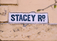 Stacey Road in Cardiff where a laptop was stolen that contained confidential material relating to nuclear submarines. Saturday 08 April 2017