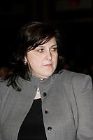 Montreal (QC) CANADA - Feb 14 2011 - Carmela Zampini. Vice-President,  Sales Financial Institution and Insurance Company, Bell Canada